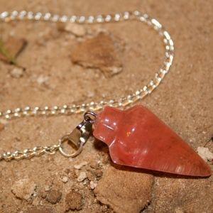 Jewelry - Pendulum/Bracelet Orange Quartz